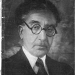Konstantinos P. Kavafis, portrait